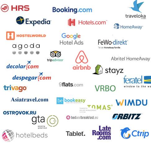 rechnung booking com